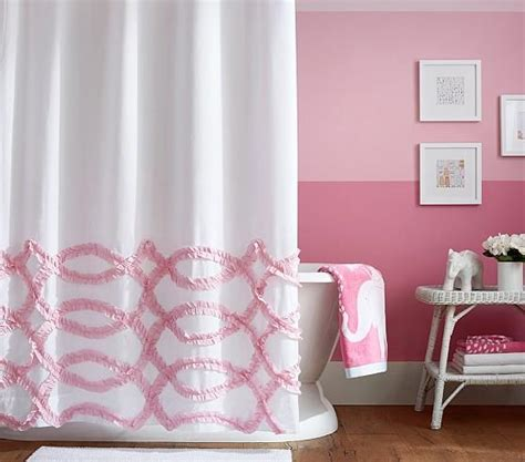white ruffle shower curtain target white ruffle curtains target 28 images target simply