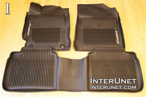 Toyota Mats Camry by 2016 Toyota Camry All Weather Floor Liner Interunet