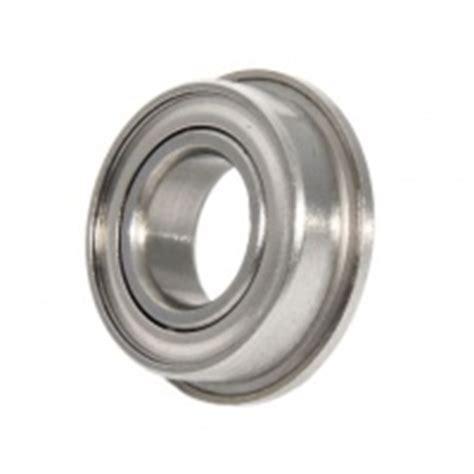 Bearing Mf 52 Zz Asb mf52zz flanged miniature bearing 2x5x2 5 shielded