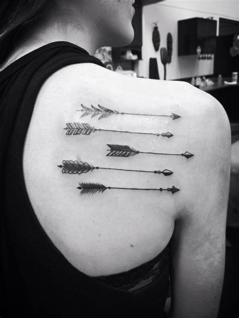 traditional arrow tattoo my arrow traditional ink