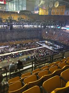 td garden view from seat td garden section 303 concert seating rateyourseats