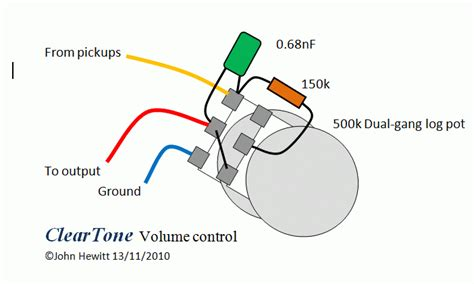 wiring diagram potentiometer log taper 38 wiring diagram