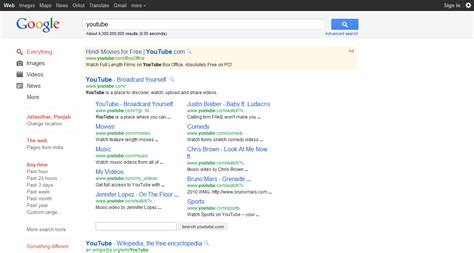 web search makes new changes to the looks of web search the