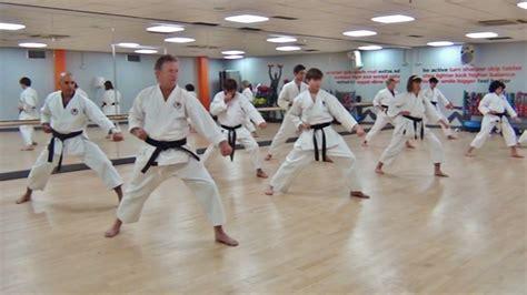 video tutorial karate insight part 2 training at the harrow school of shotokan