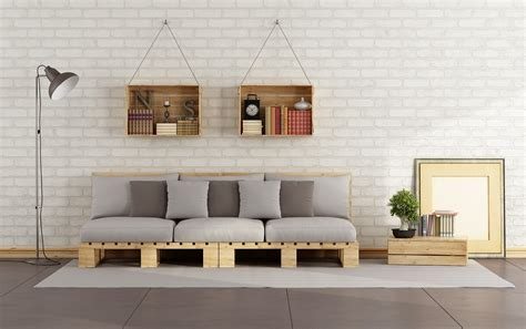 Furniture Building by Diy Pallet Furniture Ideas To Improve Your Cozy Home