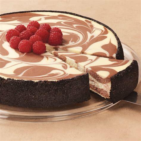 Gold Cake Choco Cheese chocolate marble cheesecake recipe wilton