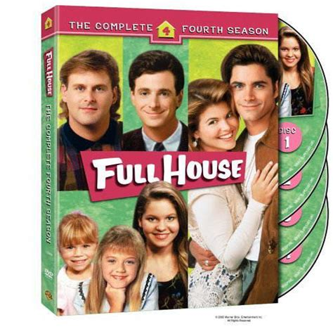 full house series full house the complete fourth season 1987 on dvd blu ray copy reviews