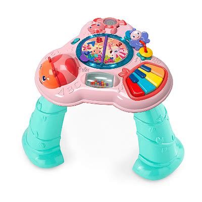 Bright Starts Activity Table by Bright Starts Activity Table Toys Asda Direct