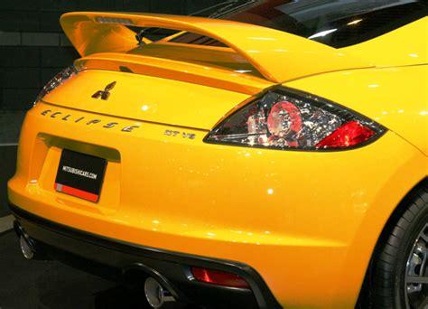2006 mitsubishi eclipse spoiler 2006 mitsubishi eclipse spoilers sport compact auto
