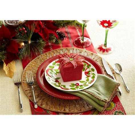 christmas place settings christmas place setting classy christmas place settings pinterest