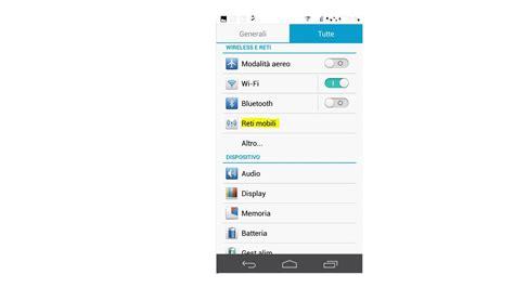 apn mobile vodafone apn vodafone su android guida alla configurazione the