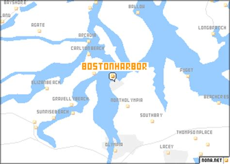 us map states boston boston harbor united states usa map nona net