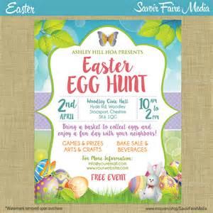 easter poster templates easter egg hunt flyer invitation poster template church