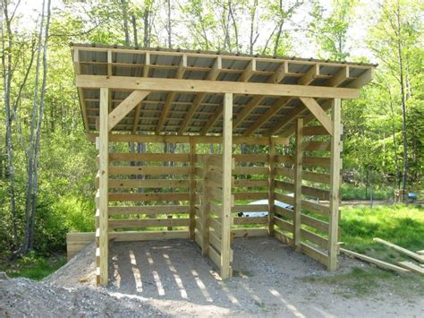 ideas  wood shed  pinterest wood store