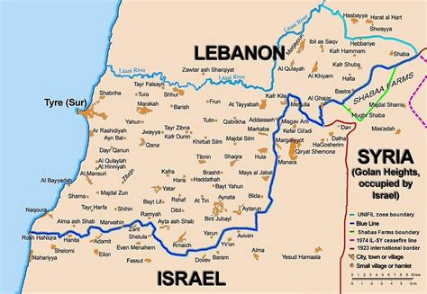 middle east map lebanon syria israel confirms airstrike on syria target unclear the