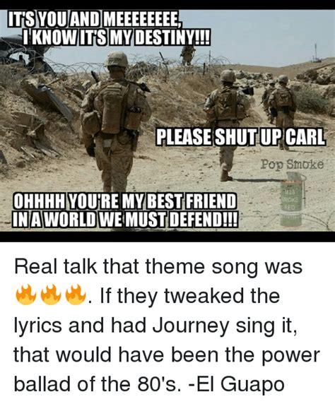 my lyrics carl 25 best memes about shut up carl shut up carl memes