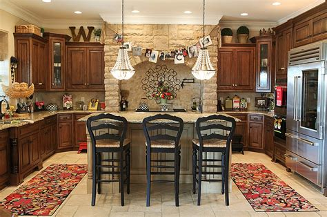 kitchen ideas decor decorating ideas that add festive charm to your