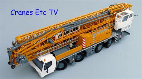 conad mobile conrad liebherr mk 88 mobile crane by cranes etc tv