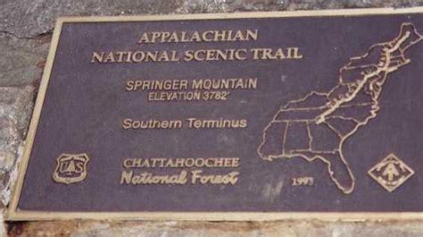 georgia section of the appalachian trail photos georgia section appalachian trail