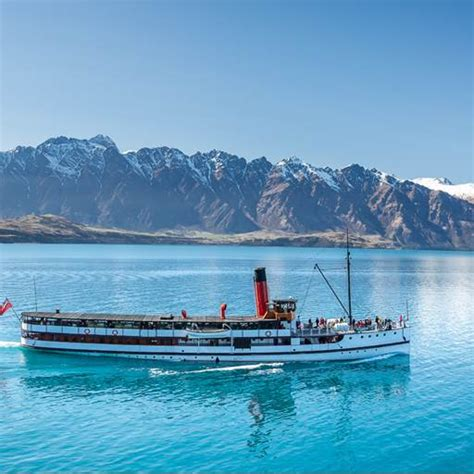 boat tour queenstown activities in queenstown cruises farm tours cycling