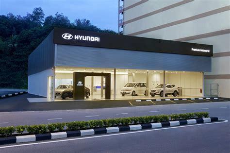 hyundai sime darby hyundai sime darby motors introduces its new showroom
