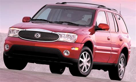 2008 buick rainier top ten least stolen vehicles 2008 photo gallery autoblog