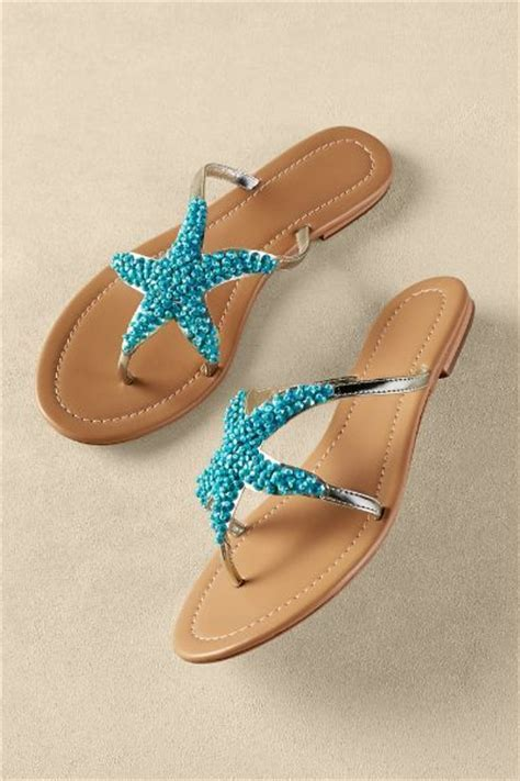 1000 ideas about starfish sandals on