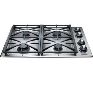 30 Inch Cooktop Shop Dacor 30 Inch 4 Burner Gas Cooktop Color Stainless