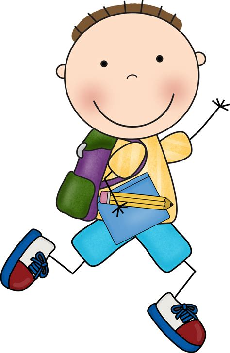 children clipart child clipart student pencil and in color child clipart