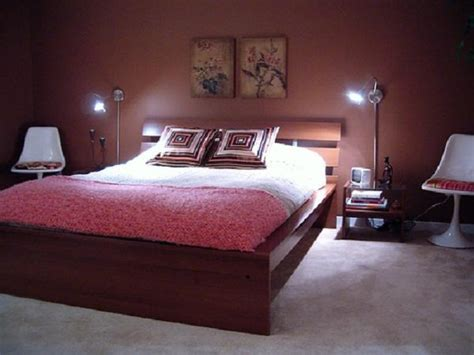 Color Design For Bedroom Lovely Wooden Master Bed Frames Added Reading Ls Beside Bed Also Brown Painted Best Colors