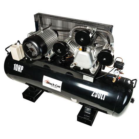 air compressor piston 10hp 3 phase black cat bw100250 airtools wa