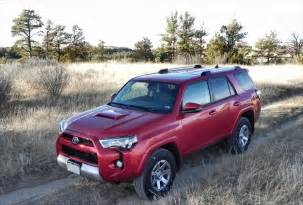 2015 4runner Trail Edition Tire Size The 2014 Toyota 4runner Trail What The 4runner Should Be