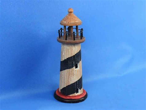 Cheap Lighthouse Decor by Buy Wooden Rustic Willerton Decorative Lighthouse 10 Inch