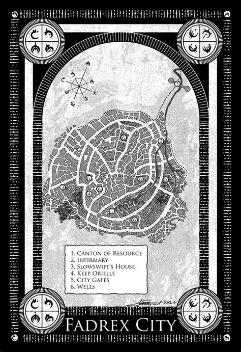 Mistborn 3 Maps and Illustrations   Brandon Sanderson