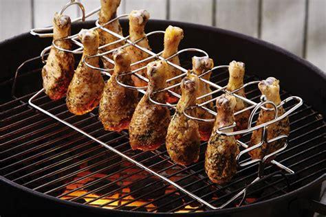 Chicken Leg Bbq Rack grilling uncrate