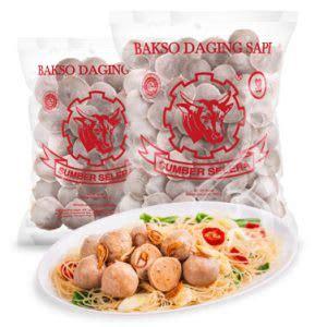 bakso kemasan  enak  merk terbaik  indonesia