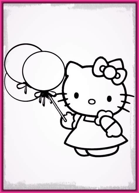 imagenes hello kitty para pintar dibujos de hello kitty para colorear ahora archivos