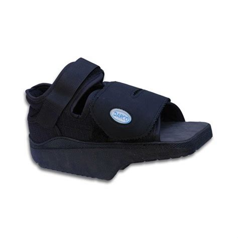orthowedge loading relief and healing shoes
