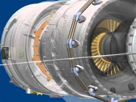 pratt whitney pt6a turboprop turbine animation youtube pt6a 20 engine for virtual reality cbt software youtube