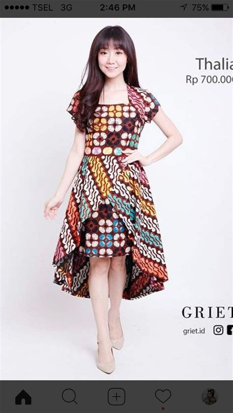 Batik Sabrina Dress 25 best ideas about batik dress on model