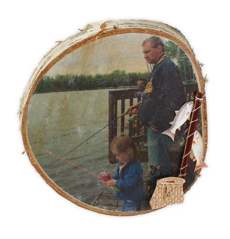 Decoupage Photo Transfer - 6 quot birch disc decoupage photo transfer crafts direct