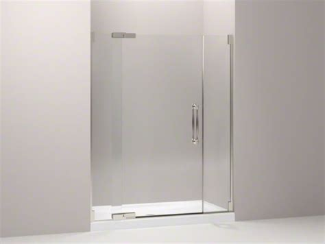Glass Shower Door Kit Kohler Shower Door Assembly Kit Glass And Handle Kit Not Included Contemporary Shower