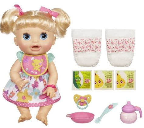 Baby alive real surprises baby doll amazon png