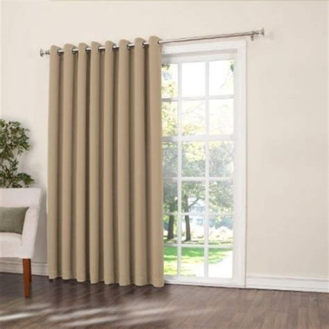 curtains for sliding patio door most buy list of best sliding glass door curtains with
