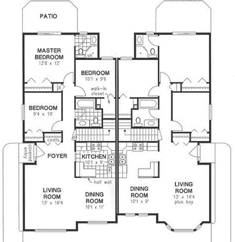 Multigenerational House Plans House Plan No 137534 House Plans By Westhomeplanners Multigenerational House Plans