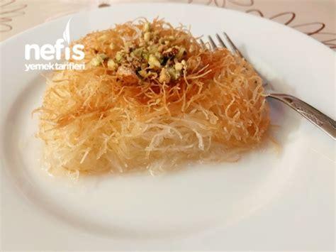 tel kadayif tatlisi pratik ev yemek tarifleri en nefis y tel kadayıf tatlısı nefis yemek tarifleri dilek mutfakta