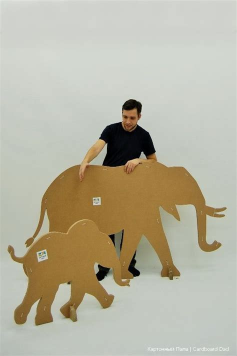 cardboard sheep template cardboard animals by cardboard for the