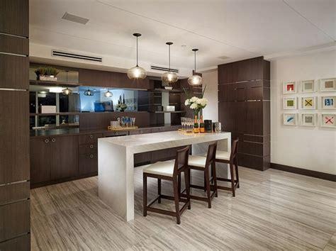 photo de cuisine am駻icaine plan de cuisine fonctionnelle 105 id 233 es pratiques et utiles