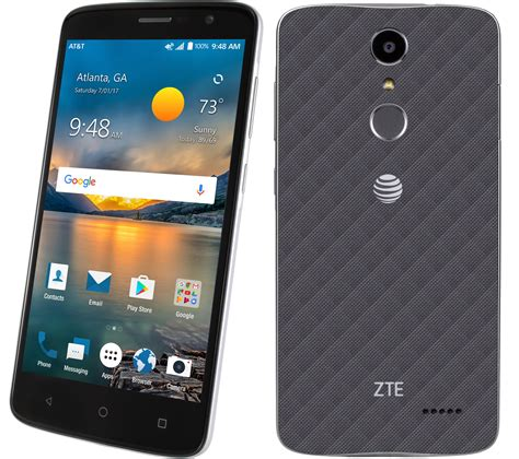 Zte Blade at t offers zte blade spark phone with fingerprint reader