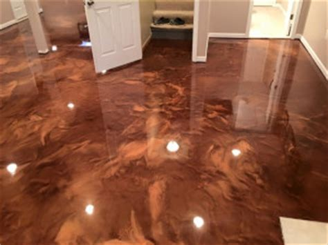 Basement Epoxy Flooring and Waterproofing in Rhode Island